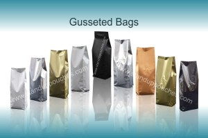 Gusset Bags