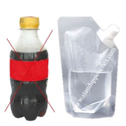 200ML spout pouch