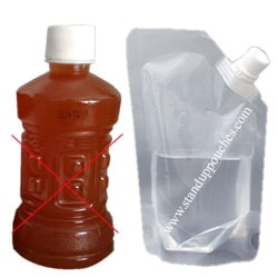 350ML spout pouch